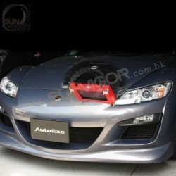 04-11 RX-8 AutoExe Air Induction with K&N Filter Combo Kit MSE957X