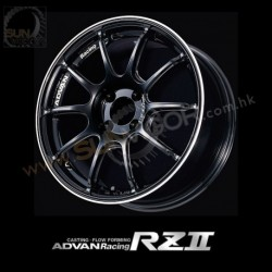 Advan Racing RZII 5x114.3 Wheels by YOKOHAMA