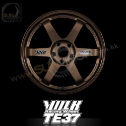 Volk Racing TE37 4x100 Forged Wheels by RAYS