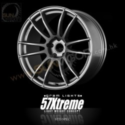 Rays Gram Lights 57Xtreme STD 5x114.3 輪圈