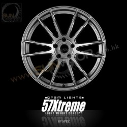 Gram Lights 57Xtreme SP 5x114.3 轮圈 by Rays
