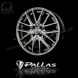 Versus Stratagia Pallas 4x100 wheels by Rays