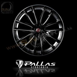 Versus Stratagia Pallas 5x114.3 wheels by Rays