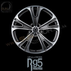 HfullCross RG5 5x114.3 wheels by Rays