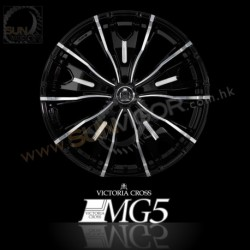 HfullCross Victoria Cross MG5 5x114.3 wheels by Rays