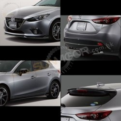 2013+ Mazda3 [BM] 5Door MazdaSpeed Aero Body Styling Pack MSM3BM5DPK