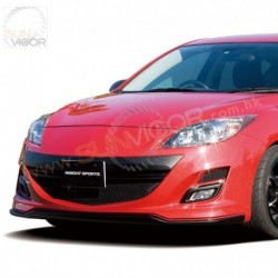 08-10 Mazda3 [BL] KnightSports Front Bumper with Grill Aero Kit [Type-1] KZG71301