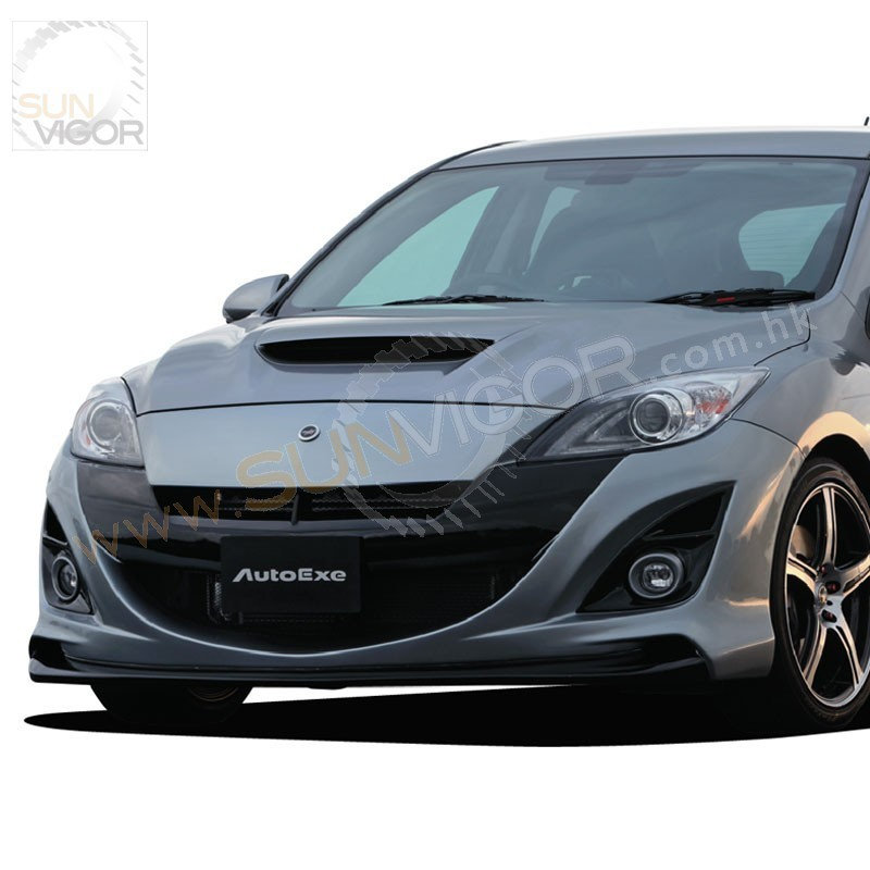 sun vigor online 10 13 mazdaspeed 3 mps bl3fw autoexe. Black Bedroom Furniture Sets. Home Design Ideas
