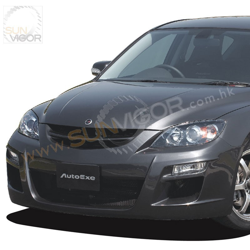 sun vigor online 07 09 mazdaspeed 3 mps bk3p autoexe. Black Bedroom Furniture Sets. Home Design Ideas