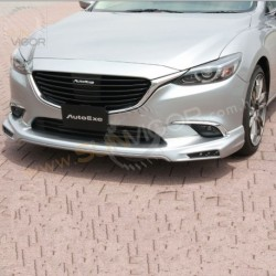 2015+ Mazda6 [GJ] AutoExe Front Bumper Spoiler include LED Daytime Running Light Set MGJ2100