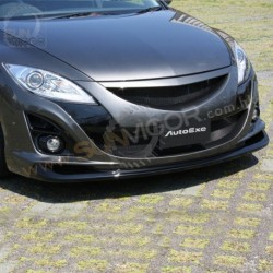 10-12 Mazda6 [GH] AutoExe Front Bumper with Grill Aero Kit MGA2000