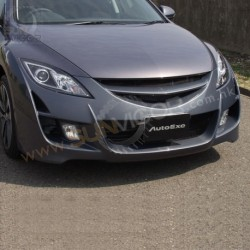 07-09 Mazda6 [GH] AutoExe Front Bumper with Grill Aero Kit MGH2000