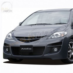 08-10 Mazda5 [CR] AutoExe Front Bumper with Grill Aero Kit [CR03 Style] MCX2000