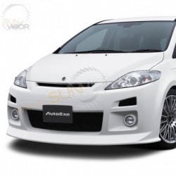 05-07 Mazda5 [CR] AutoExe Front Bumper with Grill Aero Kit [Premacy02] MCR2000