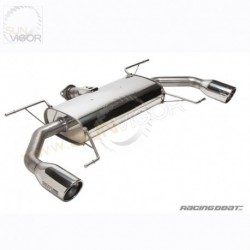 2013+ Mazda6 [GJ] 2.5L Sedan Racing Beat Power Pulse Stainless Steel Exhaust Muffler 70447