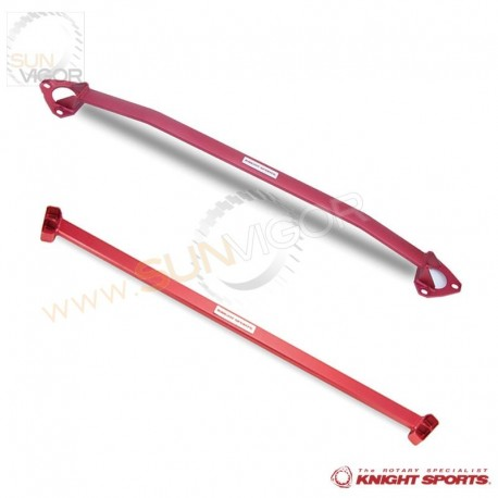 Stage 1 KnightSports Chassis Bracing Package for 08-13 Mazda3 2WD [BL], MPS [BL3FW]