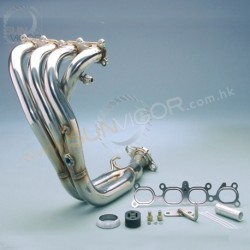 98-03 Familia 4WD [BJ] AutoExe Stainless Steel Manifold Exhaust Header MBJ8010