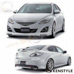 07-12 Mazda6 [GH] 5-Door Kenstyle EIK Aero Body Styling Package
