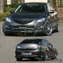 07-12 Mazda6 [GH] Sedan Kenstyle EIK Aero Body Styling Package