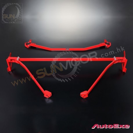 2017+ CX-5 [KF] AutoExe Upper Tower Brace Set MKF4800