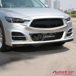 2017+ CX-5 [KF] AutoExe Front Bumper with Grill Aero Kit MKF2F00