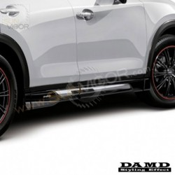 2017+ CX-5 [KF] Damd Side Skirt Extension Splitters