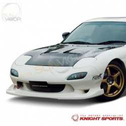 99-02 RX-7 [FD3S] KnightSports Front Bumper Spoiler with Under Panel Cover [Type-5] KDE71501