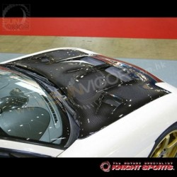 93-95 RX-7 [FD3S] KnightSports Bonnet Hood with Cooling Inlet KDC74101
