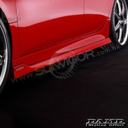 10-12 Mazda6 [GH] Damd Side Skirt Extension Splitters
