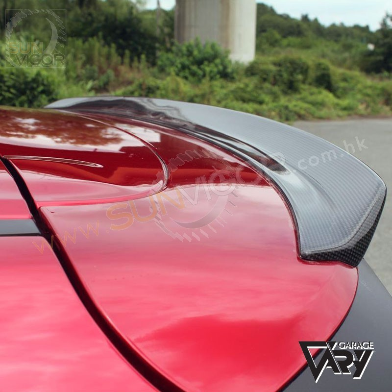 2017+ CX-5 [KF] Valiant Rear Roof Spoiler GVKF350015