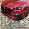 13-16 Mazda3 [BM] KnightSports Front Bumper with Grill Cover Aero Kit [Type-2]