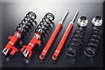 AUTOEXE JAPAN MAZDA BIANTE (CC,CCFFW,CC3FW,CCEAW,SkyActiv,iStop) modification car performance tuning motorsports automotive racing automovtive partSport Coilover Suspension Kit MCC7850