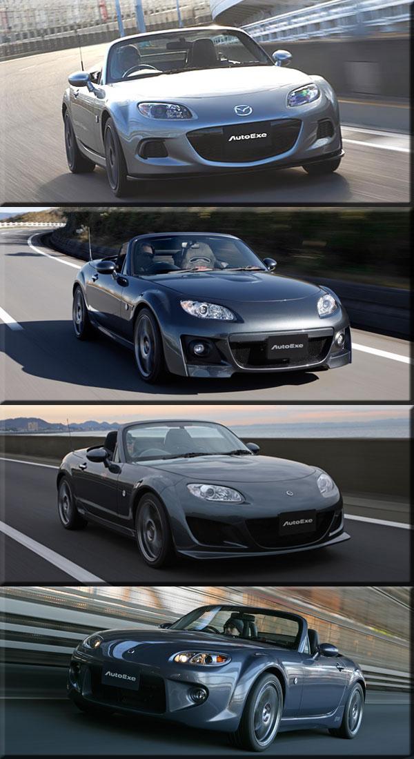 À�autoexe Mazda Mx 5 Nc】roadster Miata Modification