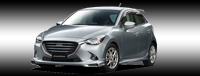 AUTOEXE JAPAN MAZDA2 | M2 | DEMIO  (DJ,DJ5FS,DJ5AS,DJ3FS,DJ3AS, iSTOP, SkyActiv, SkyActiv-Diesel ) modification car performance tuning motorsports automotive racing automovtive part Styling Kit