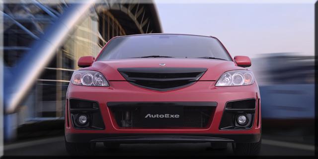 Autoexe Mazda Mazda3 Axela Bk Modification Car