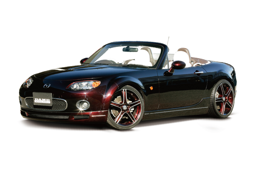 DAMD】Japan Mazda specialist Hong Kong dealer | Sun Vigor