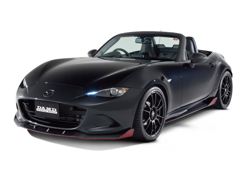 DAMD】Japan Mazda specialist Hong Kong dealer   Sun Vigor