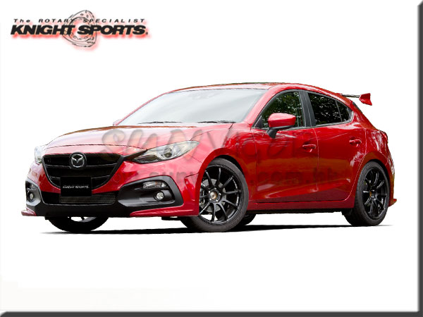 knight sports| mazda3| bm】axela modification, performance tuning