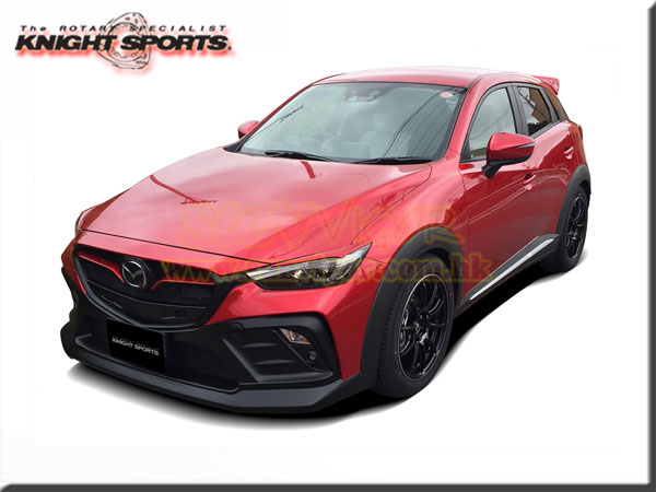 knight sports mazda cx 3 dk modification performance. Black Bedroom Furniture Sets. Home Design Ideas