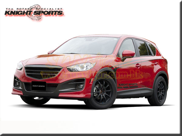 【knight Sports Mazda Cx 5】ke Modification Japan Car