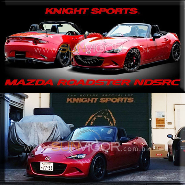 knight sports mazda mx 5 nd miata modification performance tuning race part dealer sun vigor. Black Bedroom Furniture Sets. Home Design Ideas