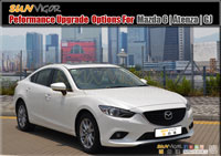 MAZDA6 | M6 | ATENZA  (GJ,GJ2FP,GJ2AP,GJ5FP,GJEFP,GJ2FW,GJ2AW,GJ5FW,GJEFW) modification car performance tuning motorsports automotive racing automovtive part |  brands include : AUTOEXE | KNIGHTSPORTS | RACING BEAT | SPLITFIRE,Body Styling Kits (Aero Body Kits),Bonnet Hood,Air Flow Intake Hood Vent Bonnet Scoop,Front Nose,Front Bumper and Grill (with LED Daytime Running Light Set),Front Grill,Side Skirt Extension Splitter Set,Rear Bumper Cover,Rear Under Tail Filler Panel,Rear Lip Under Spoiler,Rear Diffuser Spoiler Splitter,Rear Roof Spoiler,Rear Truck Lid,Rear Trunk Spoiler Lip,Rear Truck Tail Wing Spoiler,Carbonfirbre Bonnet Hood,Carbonfibre Front Bumper Lip Splitter,Carbonfibre Interior Panel Set,Carbonfibre Side Skirt Extension Splitter,Head Light Garnish Eye Lid,Carbonfibre Door Pillar Garnish,Carbon Rear Bumper Lip Splitter,Carbonfibre Rear Diffuser Spoiler Splitter,Carbon Rear Truck Tail Wing Spoiler,Side LED Mirror,Carbon Shift Knob,Lowering Spring Kit,Sport Shock Damper Kit,Sport Coilver Suspension Kit,Adjustable Coilver Suspension Kit,Tie Rod End,Anti-Roll Bar(sway bar),Anti-Roll Bar (sway bar) Link,Upper Strut Tower Bar,Interior Floor Cross Bar,Lower Control Arm Bar,Tower Brace Set,Lower Under Member Brace Set,Rear Torsion Bar (Sway Bar),Sport Air Filter,Sport Air Induction Kit,Cold Air Intake System Kit,Carbonfibre Air Intake System (K&N filter),Premium Stainless Steel Exhaust Muffler (Oval Tip),Titanium + Stainless Exhaust Muffler,Premium Stainless Steel Exhaust Muffler Tip,Front Pipe,Exhaust Expansion Chamber Kit,Exhaust Manifold Header,Sport Big Brake Caliper Kit,Autoexe Brake Kit,Sport Brake Pad,Sport Disc Brake Rotor,Brake Line Kit,Brake Master Cylinder Brace,Brake Air Guide,Sports Clutch Wire,Sport Clutch Kits,Sport Flywheel,Limited Slip Diff (LSD),Sport Intercooler,Radiator,Intercooler Turbo Air Intake Silicon Hose Pipe Kit,Engine Mount,Leather Steering Wheel Trim Wrap Cover,Oil Filter,Oil Filter Cap,Bonnet Hood Strut Damper Kit,Sport Steering Wheel Kit,Leather Shift Knob,Leather Shift Knob,Carbonfibre Shift Knob,Short Helical Atenna,Windshield Wiper Blade,Wheel Lug Nuts Kit Set,Interior LED Light Set,Rebuilt Tuning Rotary Engine,LED Side Mirrow Cowl,Meter Hood,Shift Levers Paddler,Spark Plug Wire,Grounding Wire Cable,Earth System Kit