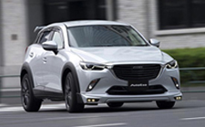 AutoExe CX3 DK Modification Tunning Performance Parts