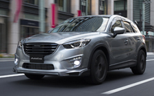 Mazda CX5 Modification Tuning Performance Part