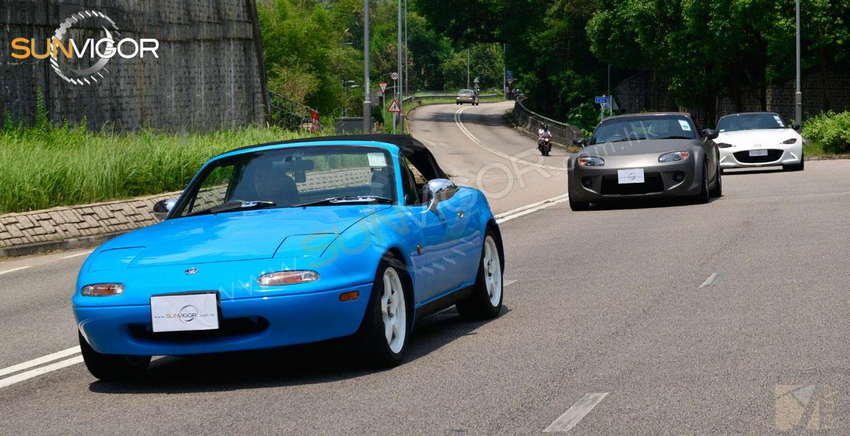 日本AUTOEXE MAZDA(萬事得,馬自達,一汽馬自達) Mazda MX-5 (Roadster,Miata,Euno,NA,NA8C,NA6C)汽車動力升級改裝