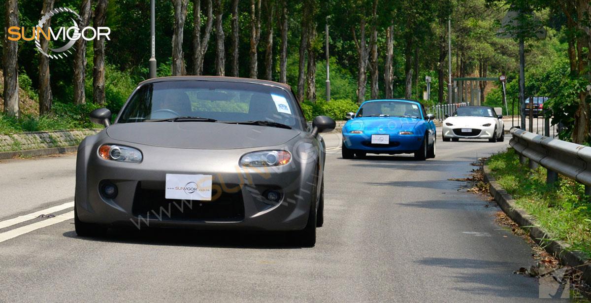 日本AUTOEXE MAZDA(萬事得,馬自達,一汽馬自達) Mazda MX-5 (Roadster,Miata,Euno,NC,NCEC)汽車動力升級改裝