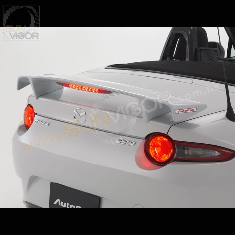 Sun Vigor Online 2016 Miata Nd Autoexe Rear Trunk
