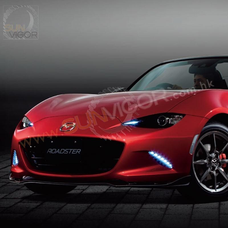 Mazda Miata Parts >> Sun Vigor Online | 2016+ Miata [ND] MazdaSpeed Front ...
