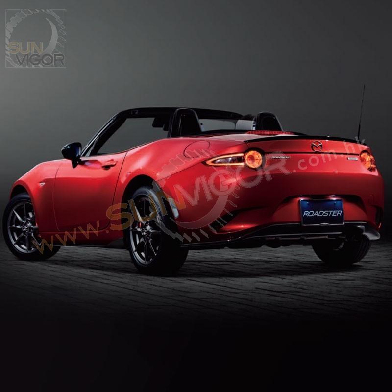 Sun Vigor Online 2016 Miata Nd Mazdaspeed Rear Bumper