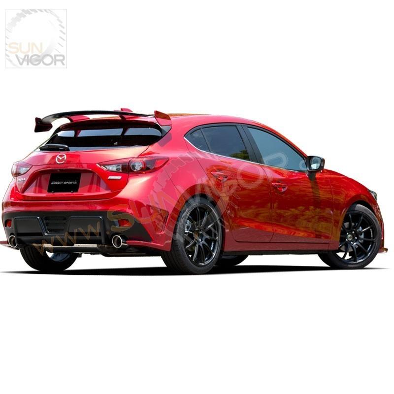 Mazda3 5 Door >> Sun Vigor Online | 13-16+ Mazda3 [BM] 5-Door KnightSports ...